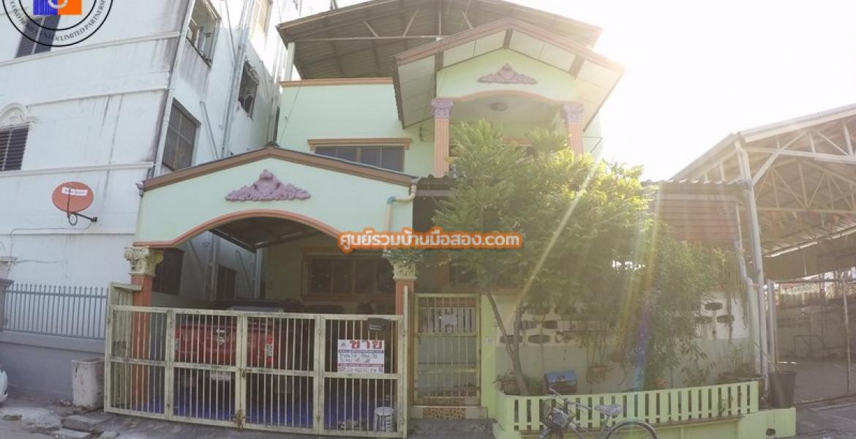 บ้านเดี่ยว 2.5 ชั้น หมู่บ้านราชธานี  คลองหลวง  ปทุมธานี